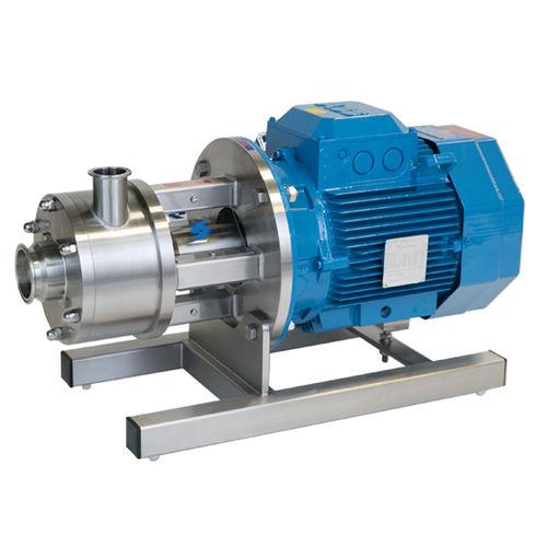 mélangeur pour produits à haute viscosité - SILVERSON MACHINES