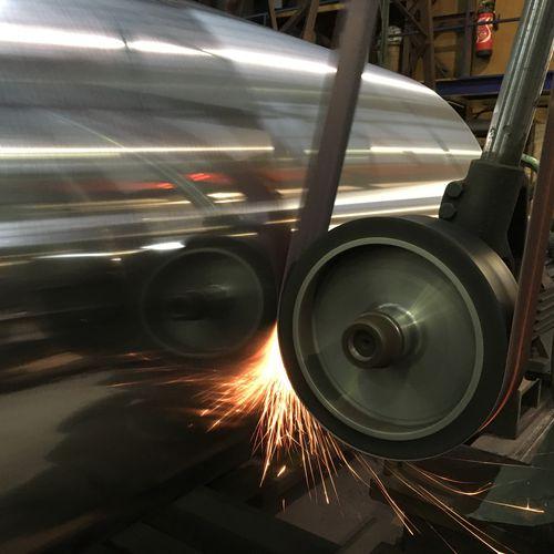 chromage dur / de l'acier / grandes séries / petites séries