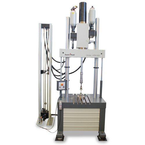 Machine d'essai multiparamètres / d'élongation / de cisaillement / de matériaux HTM series  Zwick