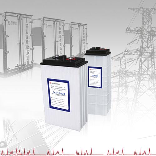 Batterie plomb-carbone / bloc / à décharge profonde FCP  Shandong Sacred Sun Power Technology