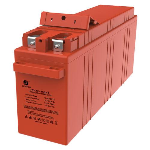 Batterie AGM / VRLA / de bloc / résistante à la chaleur HTB Series Shandong Sacred Sun Power Technology