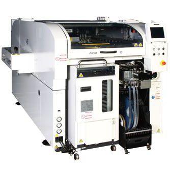 machine de placement pour composants électroniques / modulaire