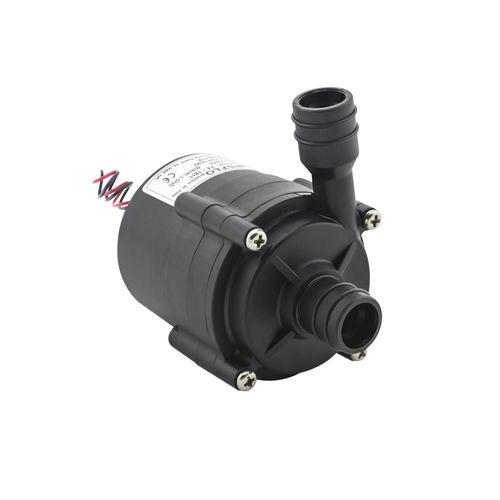 Pompe à eau / à moteur brushless DC / centrifuge / pour chauffage TL-C01-A TOPSFLO INDUSTRY AND TECHNOLOGY CO., LIMITED