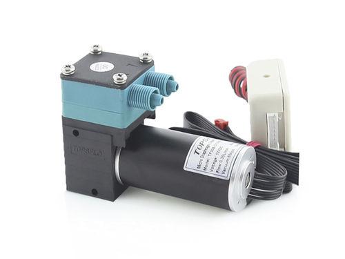 Pompe pour produits chimiques / électrique / auto-amorçante / à membrane TF30B-D TOPSFLO INDUSTRY AND TECHNOLOGY CO., LIMITED