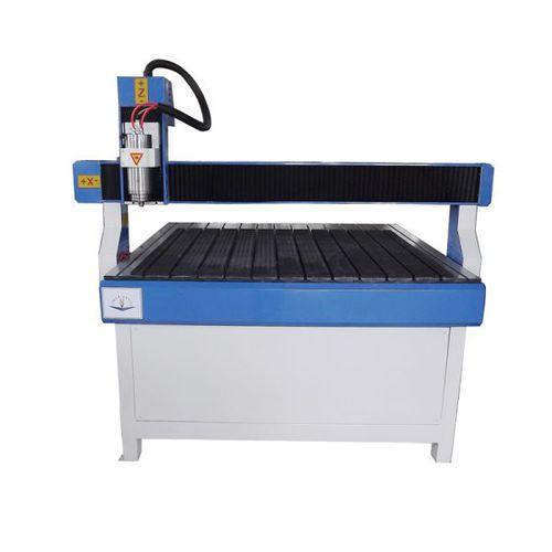 Détoureuse CNC / 3 axes / à bois NC-1212 Jinan Nice-Cut Mechanical Equipment Co., Ltd.