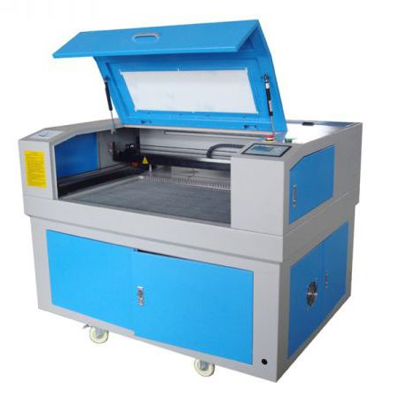 Machine de gravure laser / pour le verre E6090|60W/80W|CO2 Laser Tube|CE Jinan Nice-Cut Mechanical Equipment Co., Ltd.