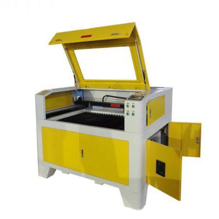 Machine de gravure laser NC-E4060 6040 Jinan Nice-Cut Mechanical Equipment Co., Ltd.