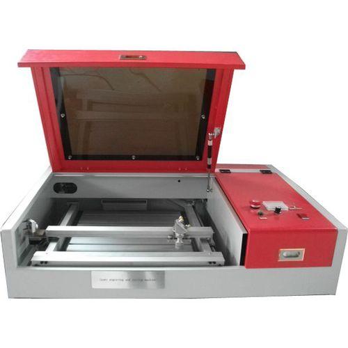 machine de gravure laser / pour le verre