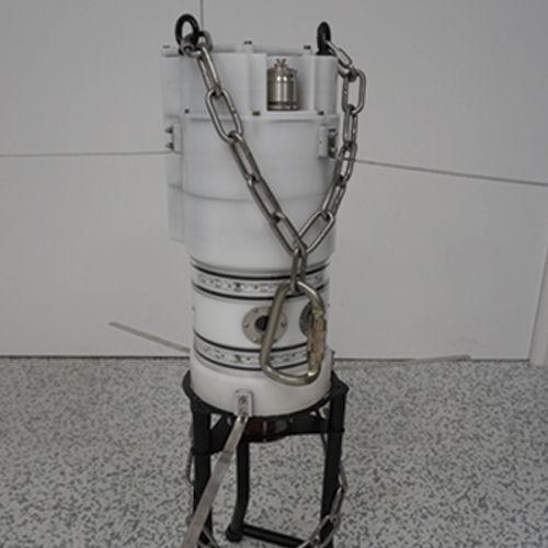 robot d'inspection pour canalisations