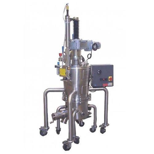 filtre sécheur pour usine pilote / pour air / Nutsche / chimique