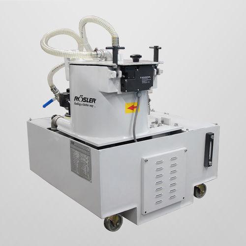 centrifugeuse de process / de nettoyage / verticale