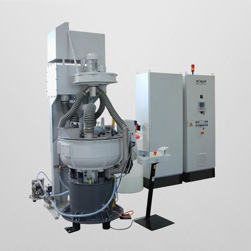 machine de nettoyage à sec / semi-automatique / de process / d'ébavurage