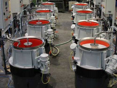 machine de finition rectifieuse / polisseuse / pour l'industrie