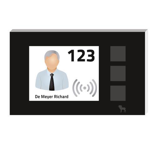 lecteur de carte RFID / de proximité / sans contact / 13,56 MHz