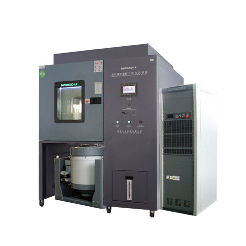 Chambre de test d'effort / de vibrations / environnementale SMA-3KP series  Sanwood Environmental Chambers Co., Ltd.