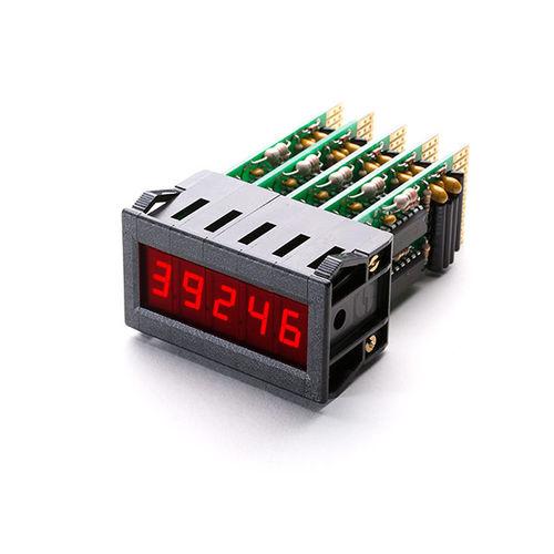 Afficheurs à LED / alphanumériques / à matrice de points / numériques D series Siebert Industrieelektronik GmbH