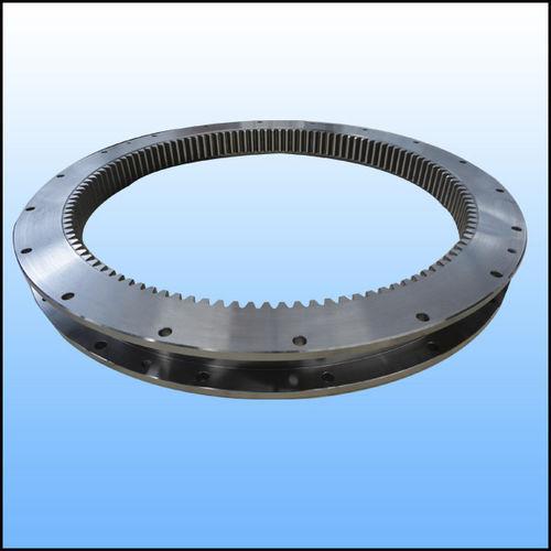 Couronne d'orientation à denture intérieure / à billes / à une rangée / pour la robotique 013.12.787 Xuzhou Wanda Slewing Bearing Co., Ltd.