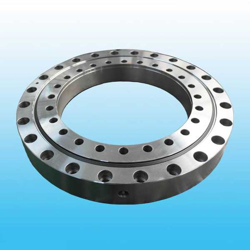 Couronne d'orientation sans denture / à billes / à une rangée / à quatre points de contact 1 series Xuzhou Wanda Slewing Bearing Co., Ltd.