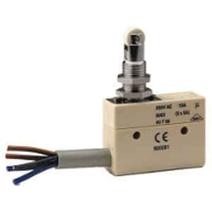 Micro-rupteur à levier / unipolaire / en acier inoxydable / électromécanique MP200 series Microprecision Electronics