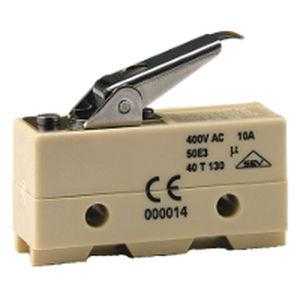 Micro-rupteur à levier / unipolaire / en PBT / électromécanique MP90 series Microprecision Electronics