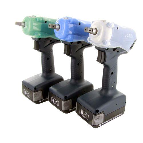 visseuse électrique à impulsion / sans fil / modèle pistolet / brushless