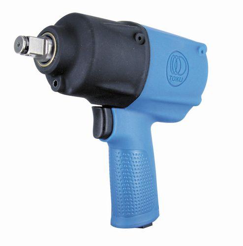 clé à choc pneumatique / modèle pistolet / pour applications lourdes