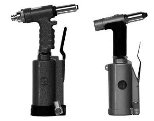 riveteuse pneumatique / pour rivets aveugles / sur pied