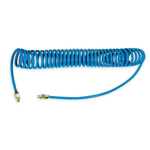 tuyau flexible pour pétrole / spiralé