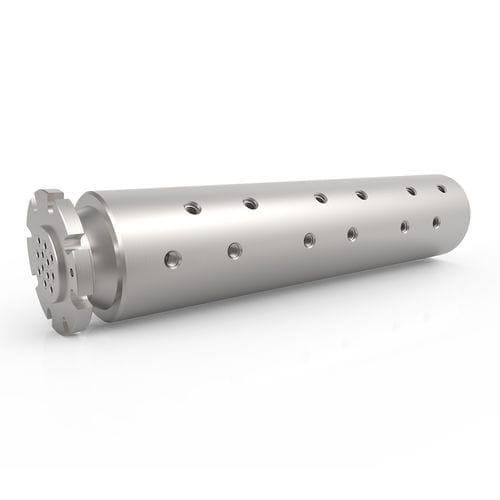 Raccord tournant pour eau / pour huile / 12 passages / hydraulique HPS 12 DSTI - Dynamic Sealing Technologies