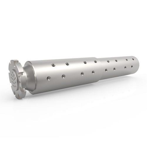 Raccord tournant pour eau / pour huile / 16 passages / hydraulique HPS 16 DSTI - Dynamic Sealing Technologies