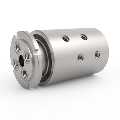 Raccord tournant pour eau / pour air / pour huile / pour le vide GPS 4 DSTI - Dynamic Sealing Technologies