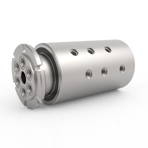 Raccord tournant pour eau / pour air / pour huile / pour le vide GPS 6 DSTI - Dynamic Sealing Technologies