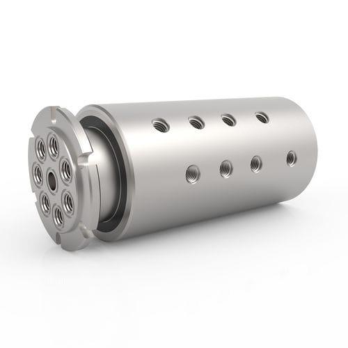 Raccord tournant pour eau / pour air / pour le vide / pour gaz GPS 8 DSTI - Dynamic Sealing Technologies