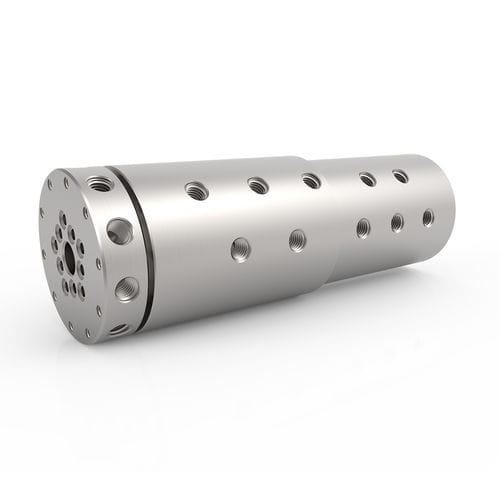 Raccord tournant pour eau / pour air / pour huile / pour le vide GPS 10 DSTI - Dynamic Sealing Technologies