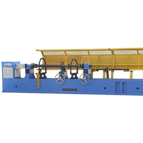 machine à équilibrer horizontale / dynamique / pour arbre de transmission / équilibrage sur deux plans
