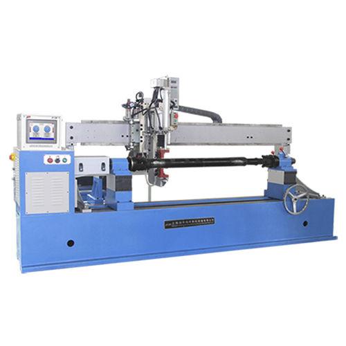 machine à équilibrer horizontale / dynamique / pour arbre de transmission / de haute précision