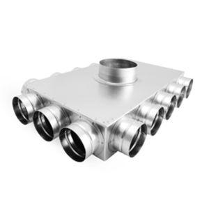Ventilateur d'échappement / plénum FLX-PRO series ALNOR Ventilation Systems