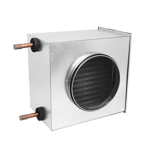 Chauffe-eau HDW series ALNOR Ventilation Systems