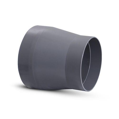 Raccord à emboîtement / hydraulique / en plastique / pour l'industrie pharmaceutique PVC-RPCF ALNOR Ventilation Systems
