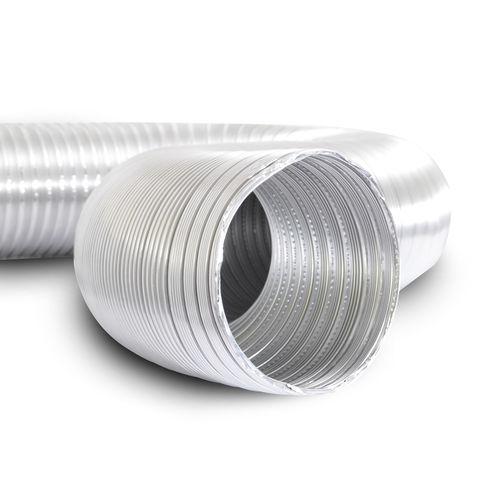 Gaine de ventilation flexible / en aluminium / haute température / pour ventilation AF-AL ALNOR Ventilation Systems