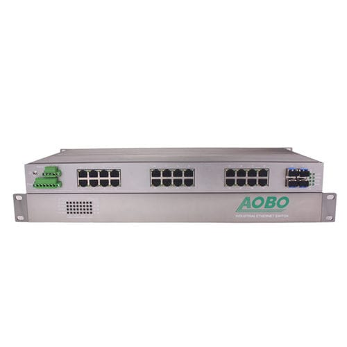 commutateur Ethernet administrable - HANGZHOU AOBO TELECOM.,LTD.