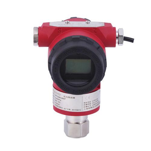 transmetteur de pression différentielle - Shanghai Zhaohui Pressure Apparatus Co.,Ltd.(ZHYQ)