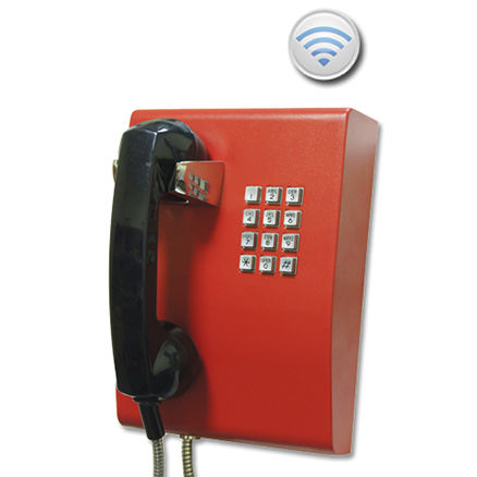 téléphone GSM / IP65 / IP54 / pour applications ferroviaires