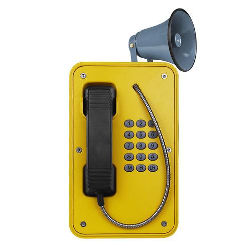 téléphone analogique / IP66 / IP67 / IP54