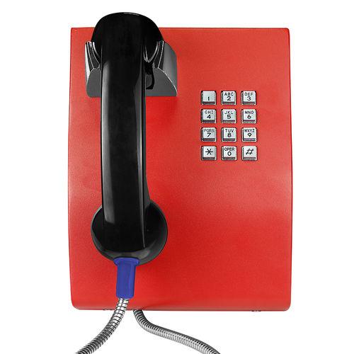 Téléphone analogique / IP65 / IP54 / pour applications ferroviaires JR206-FK J&R Technology Ltd