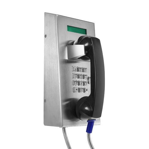 Téléphone analogique / VoIP / IP67 / IK10 JR212-FK J&R Technology Ltd