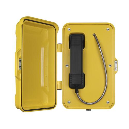 téléphone résistant aux intempéries - J&R Technology Ltd