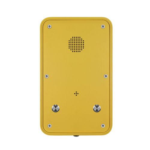 Téléphone VoIP / IP67 / pour applications ferroviaires / pour tunnel JR104-2B J&R Technology Ltd