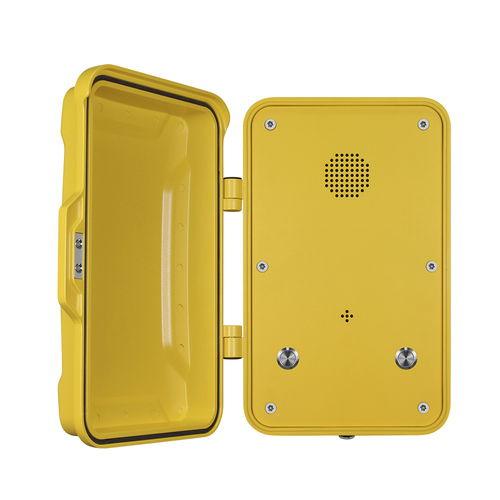 Téléphone analogique / VoIP / IK10 / IP67 JR102-2B J&R Technology Ltd