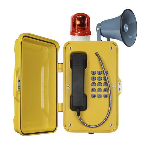 téléphone analogique - J&R Technology Ltd